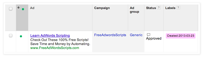 162 Adwords Scripts to Supercharge Your PPC Campaigns | Clicteq